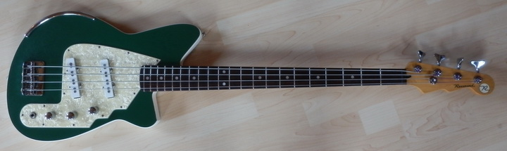 Reverend Rumblefish Bass for Sale